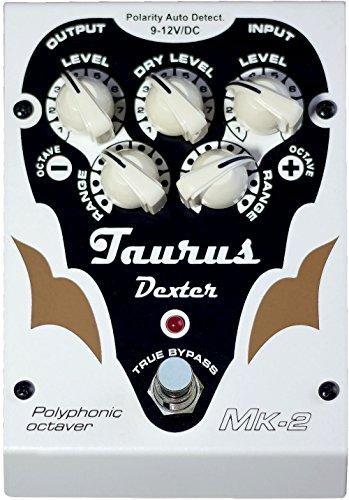 Taurus Amplifcation White Line Dexter MK2 Polyphonic Octaver