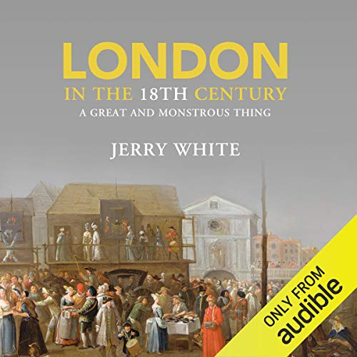 London in the Eighteenth Century cover art