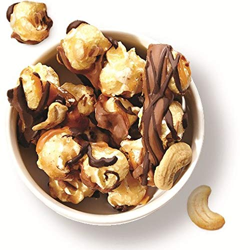 Funky Chunky Sea Salt Caramel Popcorn, 19-Ounce Canister