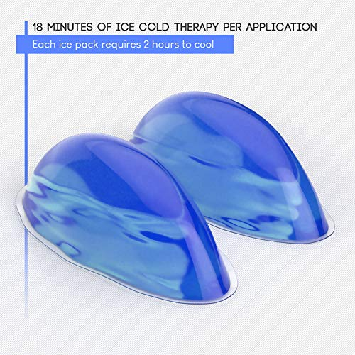 Hemmeroid Treatments - Ice Pack for Hemorrhoid, for Internal and External Hemorrhoid Pain Relief. Fast, Natural, Drug Free (by Magic Gel)