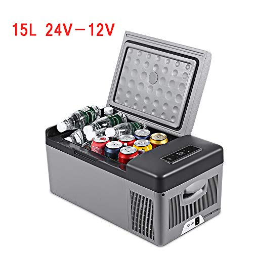 Why Choose AIMCAE Portable Car Refrigerator 15L Mini Cooler for Home Outdoor Camping 24V DC 12V AC 1...