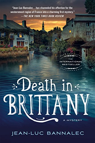 DEATH IN BRITTANY: A Mystery (Brittany Mystery)