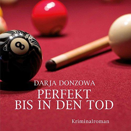 Perfekt bis in den Tod (Tanja ermittelt 3) audiobook cover art