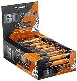 Weider 60% Protein 45g 24 Riegel Salted Peanut-Caramel