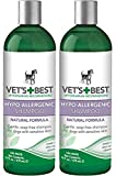 Best Hypoallergenic Shampoos - (2 Pack) Vet's Best Hypo-Allergenic Dog Shampoo Review