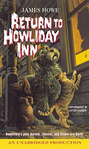 『Bunnicula: Return to Howliday Inn』のカバーアート