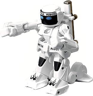 Wildlead 1 Unids Battle RC Robot 2.4G Body Sense Control Remoto de Juguete USB portátil