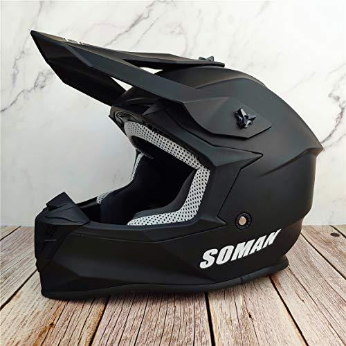 SOMAN『SSPECオフロードヘルメット』