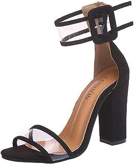 Para Mujery Tacón De N8knox0wp Amazon Zapatos Es34 xoeCrdBW