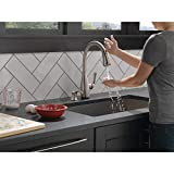 Delta Dominic Single Handle Pull-Down Kitchen Faucet with Touch2O and...