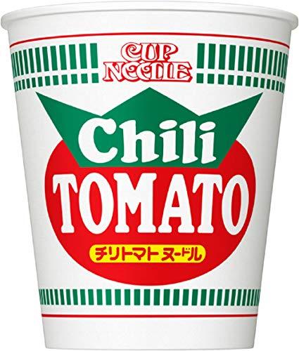 日清食品 カップヌードル チリトマトヌードル 76g×20個