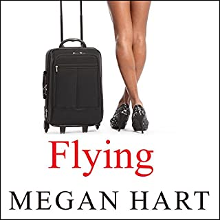 Flying audiobook cover art