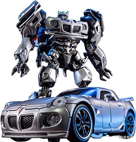 CLNAONG Deformation, LS18 Jǎzz Deformation Toys Original MPM Fine Painted Car Sports Car Robot