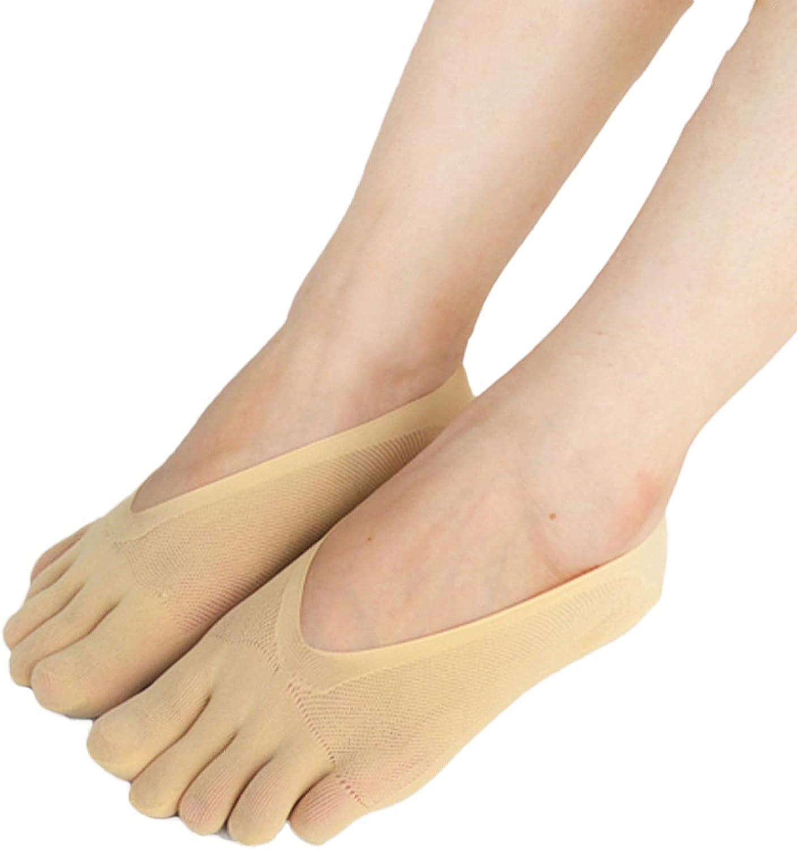 Wollaston Calcetines de compresión ortopédicos para mujer, con forro ultra Low Cut Liner con capa de gel, transpirables, ortopédicos, con forro de corte ultra bajo