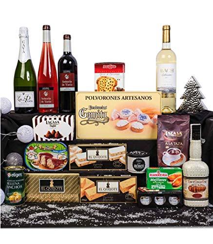 Cestas de navidad Gourmet - Lote 2