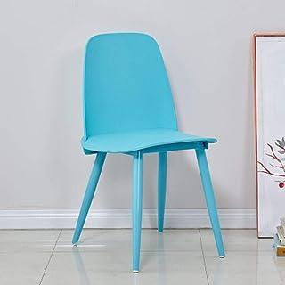 QFWM Sillas de Comedor Sillas de café y sillas de Comedor for Casual Home Living y comedores Cocina Comedor Muebles (Color : Two, Size : 51x44x80cm)