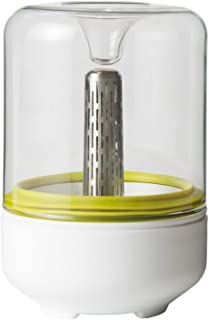 Chef'n 102-742-390 Countertop Sprouter Growing Kit, One Size, Backing White/Wasabi/Glass