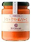 サンクゼール パスタソース トマトクリームソース 220g