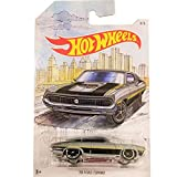 Hot-Wheels 70 Ford Torino 6/6 Detroit Series