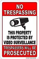 迷惑な勧誘はありません。 英語とスペイン語のセキュリティ メタルポスタレトロなポスタ安全標識壁パネル ティンサイン注意看板壁掛けプレート警告サイン絵図ショップ食料品ショッピングモールパーキングバークラブカフェレストラントイレ公共の場ギフト