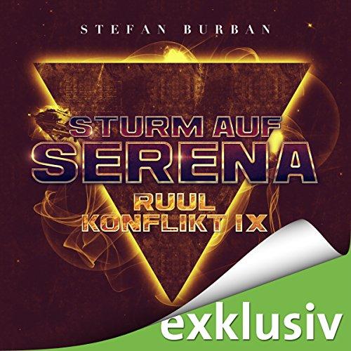 Sturm auf Serena audiobook cover art