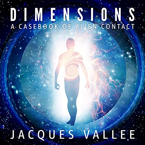 Dimensions Audiobook By Jacques Vallee cover art