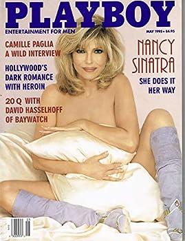 Playboy Magazine May 1995 w/Nancy Sinatra on the Cover Single Issue Magazine