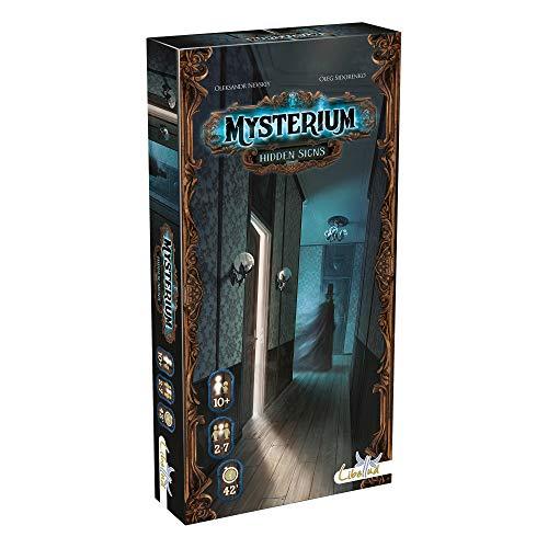 Libellud LIBMYST02US Spiel Mysterium Hidden Signs