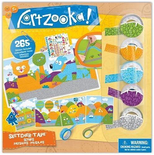 todos los bienes son especiales Artzooka Artzooka Artzooka Artzootape Book Theme No.1 by Artzooka  ventas en linea