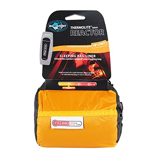 Sea to Summit Thermolite Reactor Mummy Liner - Thermo Innenschlafsack