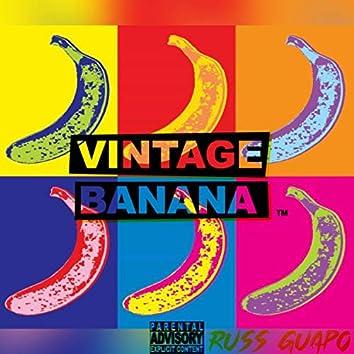 Vintage Banana