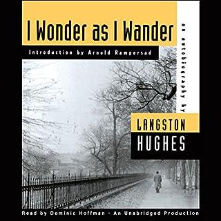 I Wonder as I Wander audiobook cover art