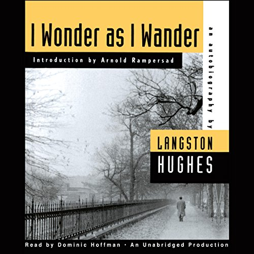 I Wonder as I Wander cover art