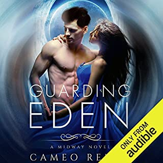 Guarding Eden audiobook cover art
