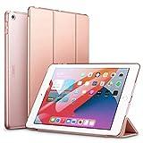 ESR Coque/Étui à Trois Volets Compatible avec iPad 8/7 (8e Gén 2020/7e Gén 2019) 10.2 [Auto Mise en Veille/Réveil]...