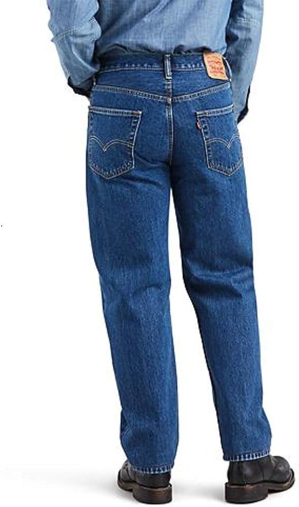 Levi's 00550-4886 Jeans Mixte Dark Stonewash