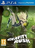 Gravity Rush Remastered Jeu PS4. Jeu d'action-aventure, Action-RPG, Monde ouvert. Incarnez Kat, une jeune femme amnésique tombée du ciel qui se retrouve dans une étrange cité flottante. Grâce a votre capacité a modifier la graviter, sauvez la ville f...