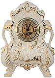 Lenox Beauty & The Beast 7' Cogsworth Clock, 1.95 LB, Ivory