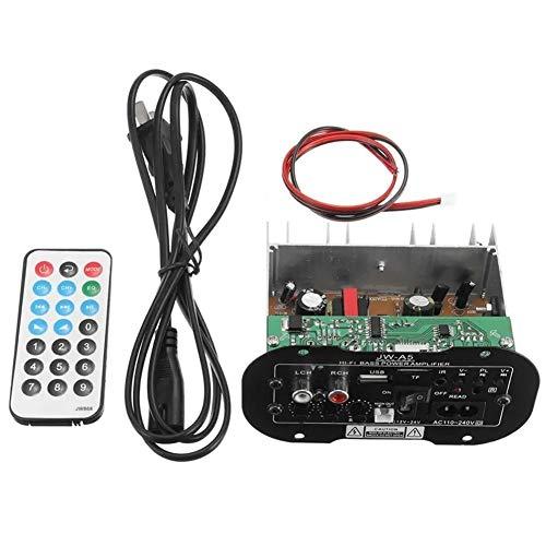 Tablero amplificador, Con TF USB bluetooth coche de la función de subwoofer 30W Hi-Fi Bass tablero del amplificador de corriente universal