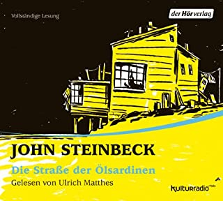 Die Straße der Ölsardinen                   By:                                                                                                                                 John Steinbeck                               Narrated by:                                                                                                                                 Ulrich Matthes                      Length: 5 hrs and 36 mins     Not rated yet     Overall 0.0
