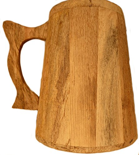 Halle 15 Clothes Rifle Vikinger METbecher Viking Mug - Taza medieval de...