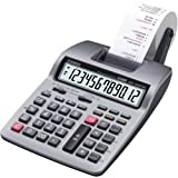 Casio Inc. HR-100TM mini desktop printing Calculator
