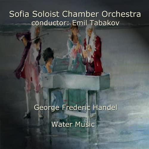 Sofia Soloist Chamber Orchestra; Emil Tabakov