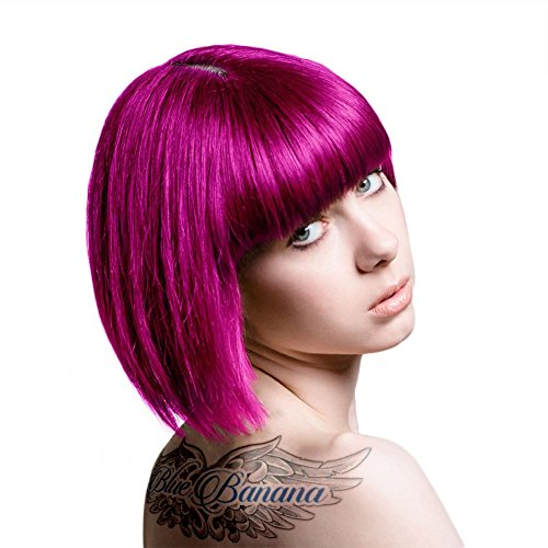 UV Neon Hairdye Colour Pink by Faith Cosmetics