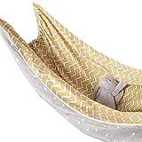 FORYOURS Bébé hamac, Chaise Relaxation à Suspendre balançoire, lit de Couchage Strong Durable lit bébé berceaux pour intérieur/extérieur