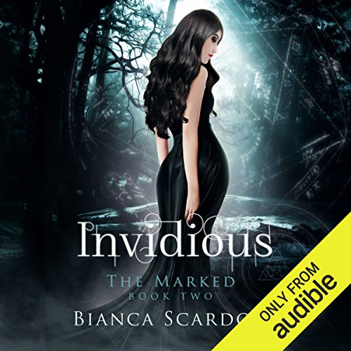 Invidious audiobook cover art