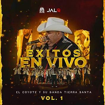 Exitos En Vivo Vol. 1