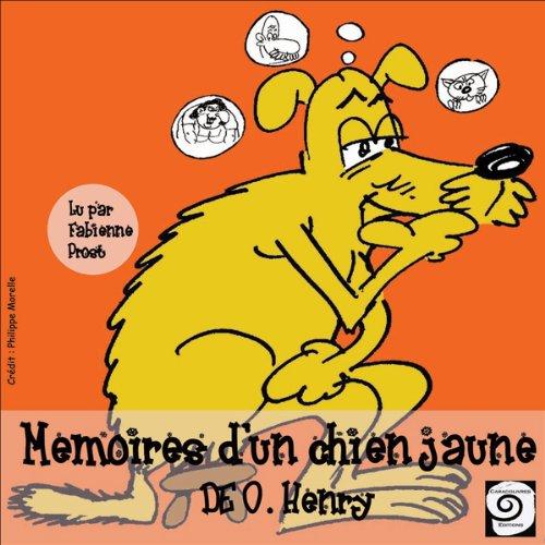 Mémoires d'un chien jaune cover art