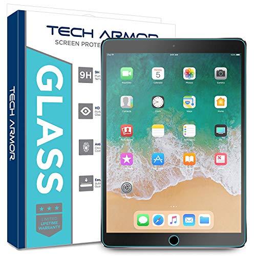 Tech Armor Blue Light Filter Ballistic Glass RetinaShield Screen Protector for iPad Air 10.5