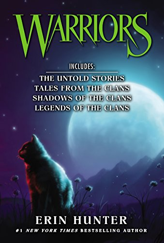 Warriors Novella Box Set: The Untold Stories, Tales from the Clans, Shadows of the Clans, Legends of